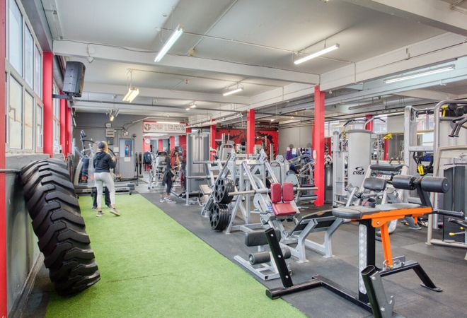 Fitness Factory Leicester picture