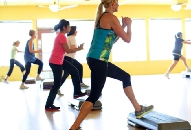 Camden Fitness - The Upper Room