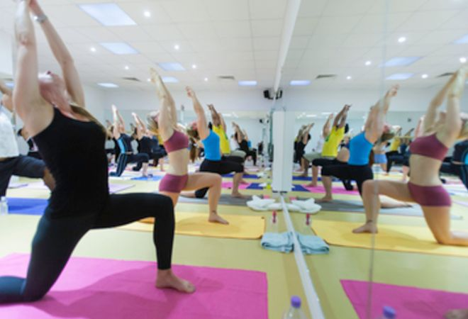 Feel Hot Yoga - St Albans