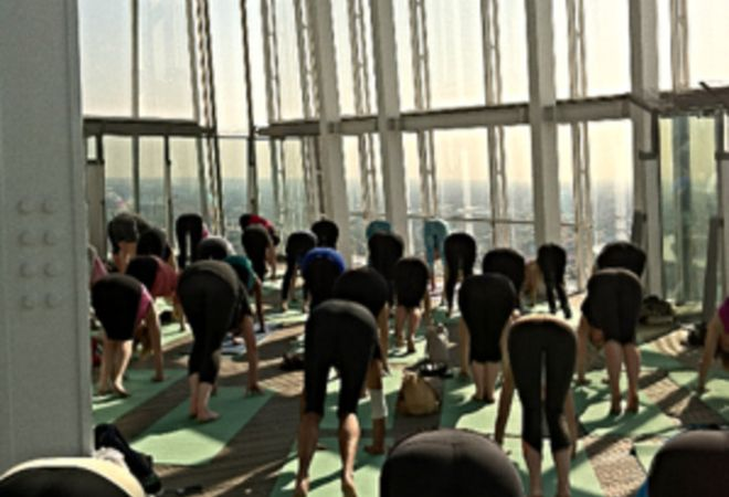 Yogasphere - The Shard