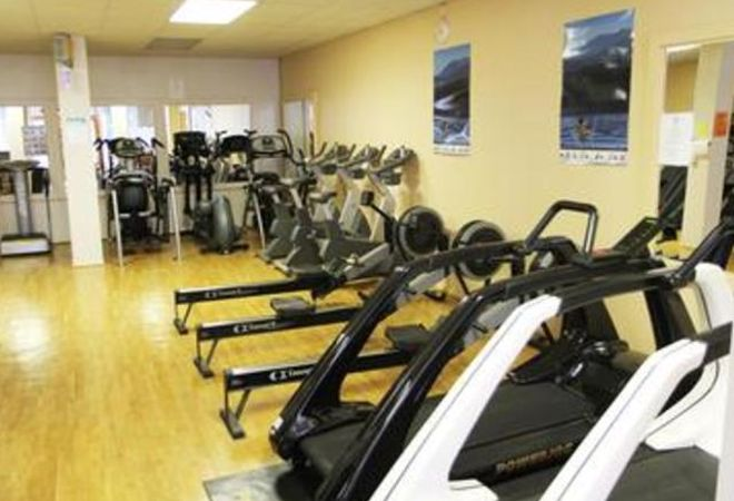 JRs Olympia Health & Fitness Studios picture