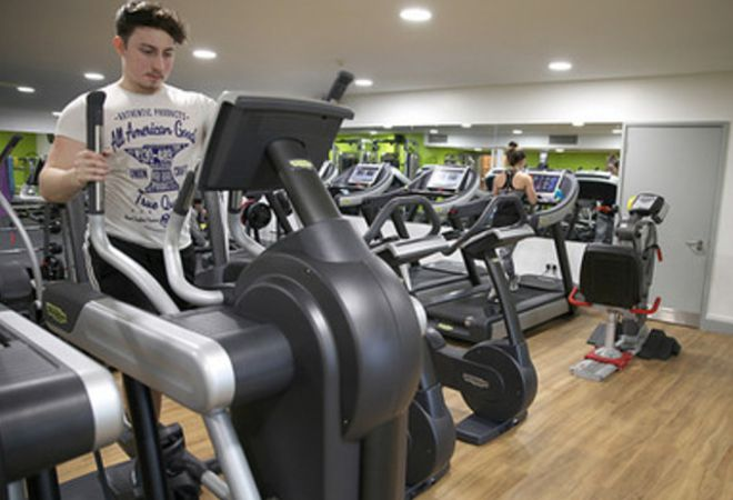Ystradgynlais Sports Centre picture