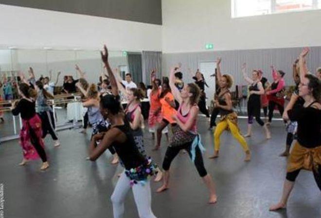 Dance Chloe - William Morris Community Centre
