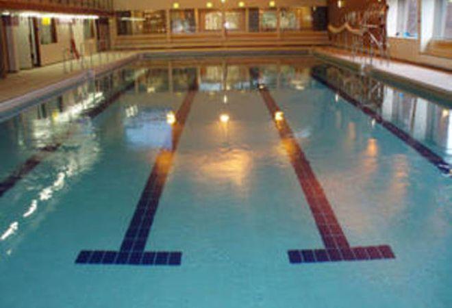 Brecon Leisure Centre picture