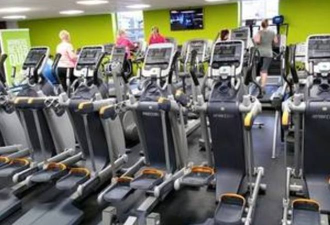 Central Fitness  Centre Accrington picture