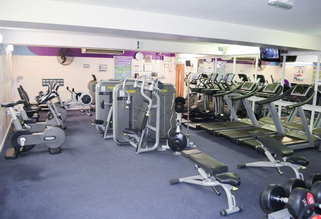 Sidmouth Leisure  Centre picture