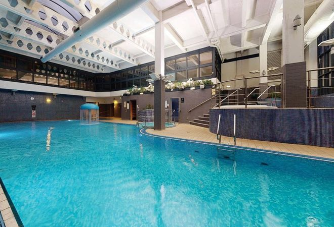 Village Hotel Gym Warrington picture