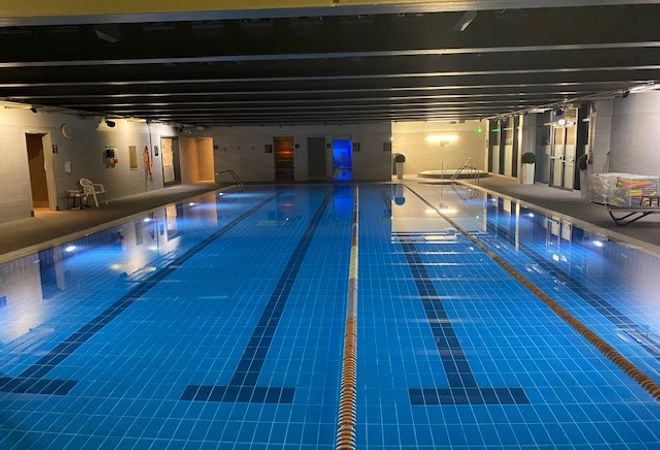 Village Hotel Gym Aberdeen picture