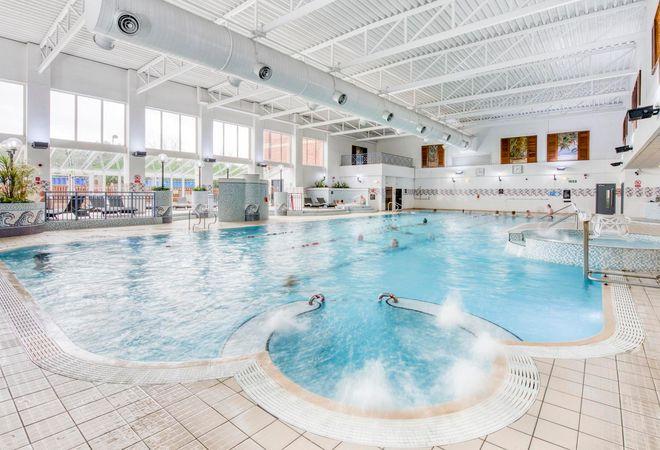 Village Hotel Gym Manchester Bury picture