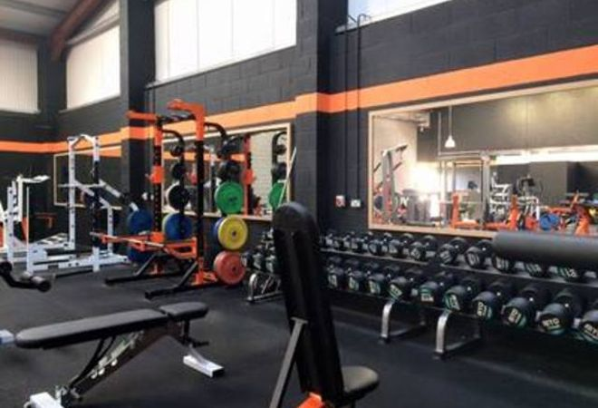 The GymDock picture