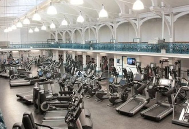Dulwich Leisure Centre picture