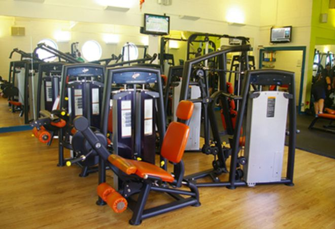 St Crispin's Leisure Centre picture