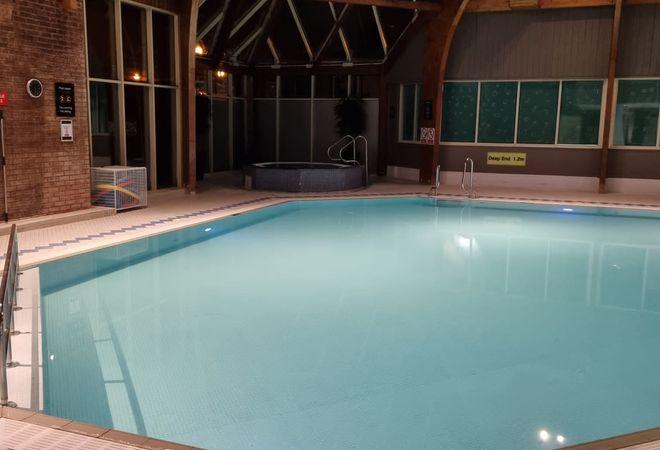 Village Hotel Gym Swindon picture