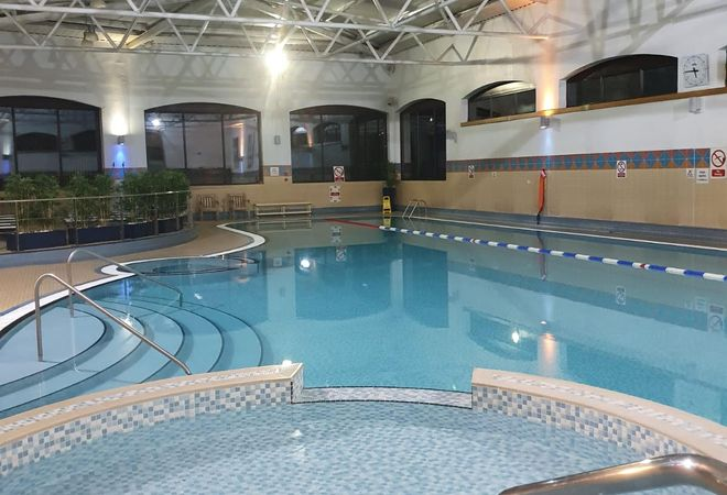 Village Hotel Gym Manchester Hyde picture