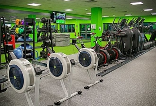 Village Hotel Gym Newcastle picture