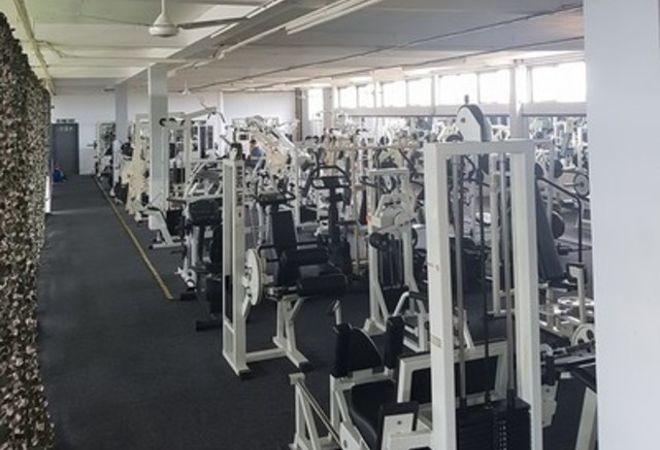 MARINE HOUSE GYM 80 picture