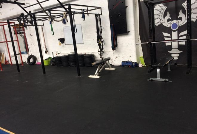 IMPACT GYM BRISTOL picture