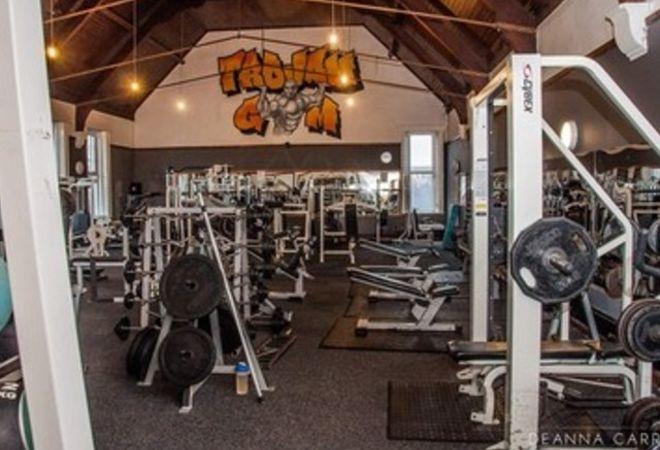 Trojan Gym picture