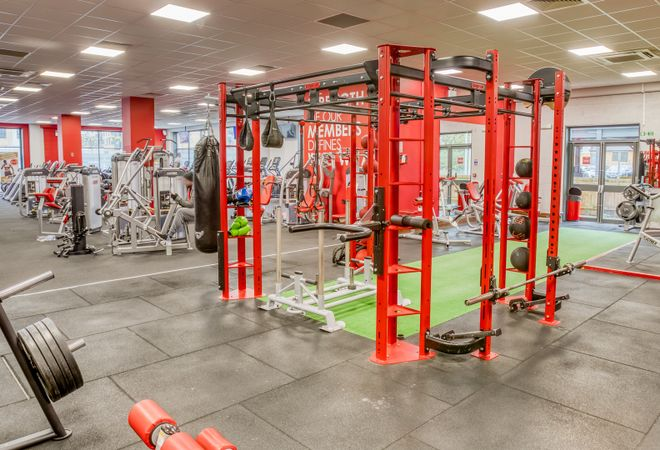 Snap Fitness Belvedere picture