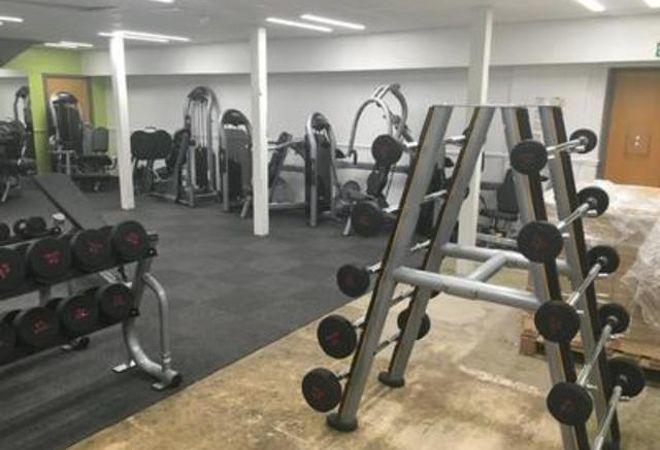 Woughton Leisure Centre