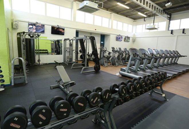 Bulmershe Leisure Centre picture