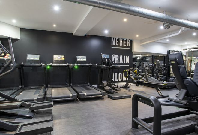 The Fitness Space - Wapping