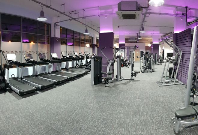 Anytime Fitness Worthing | Hussle.com