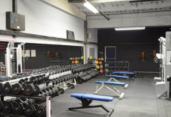 The Iron Generation Gym picture