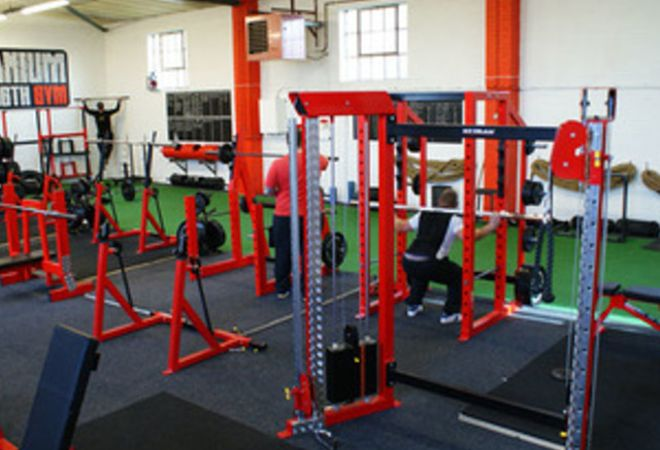 Titanium Strength Gym picture
