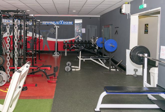 Evolution Fitness Houghton picture