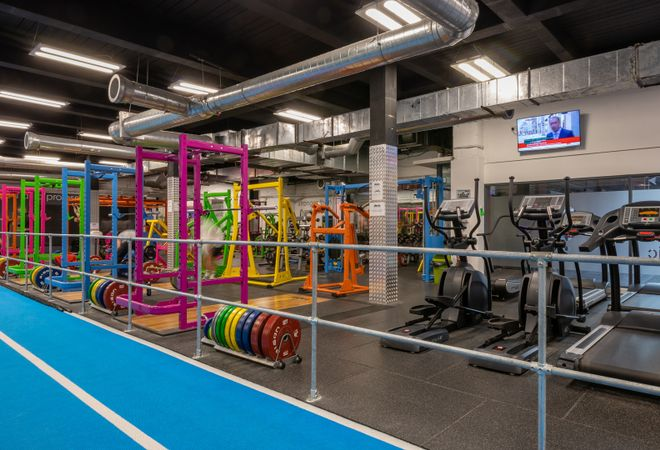 Bounce Gym New Malden picture