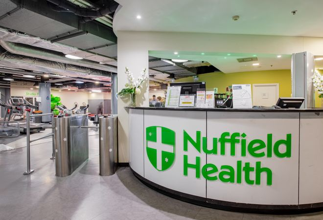 Nuffield Health Wandsworth Southside Fitness & Wellbeing Gym picture